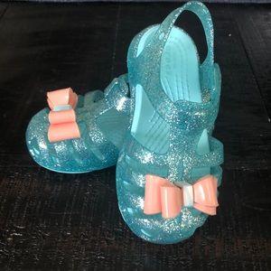Toddler Crocs Jellies